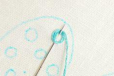 Polka Dot Stitch