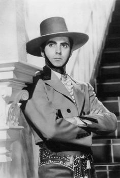 Tyrone Power in Blood and Sand  (Rouben Mamoulian, 1941)