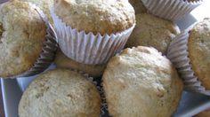 Peanut Butter Banana Bread Muffins