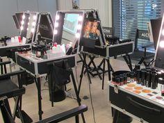 ALCINA MAKEUP BEAUTY EVENT - Trends 2015 - makeup cases