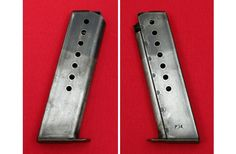 WALTHER ~ P-38 ac42...WWII  Matching/Original/Non-Import Loading that magazine is a pain! Get your Magazine speedloader today! http://www.amazon.com/shops/raeind