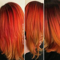 26 Impresionantes Ideas Nueva Red Color de cabello //  #cabello #color #Ideas #impresionantes #nueva