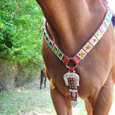 Cowgirl Bling Ranch, LLC - Genuine leather volcano rhinestone bling horse breast collar and headstall set Barrel Racing Tack, Barrel Saddle, Cowgirl Bling, Cowgirl Chic, Cowgirl Tuff, Western Horse Tack, Western Riding, Horse Gear, Horse Armor