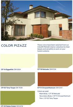 Showcase artistic flair and youthful exuberance with the HGTV HOME™ by Sherwin-Williams Color Pizzazz Collection.