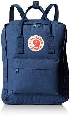Fjallraven Kanken Daypack, Royal Blue
