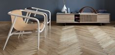 The elegance of wood