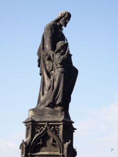 sv. Josef,Karlům Most, Josef a Emanuel Max