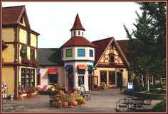 River Place Shops - Frankenmuth, Michigan