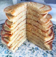 Recept: Peanut Butter Pancakes – HealthyFoodByLau