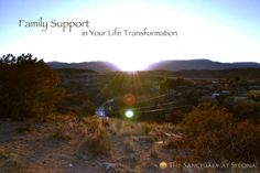 Family Support in Your Life Transformation    We live in family systems and the impact of our behaviors affects our loved ones. When one person is out of balance, they bring the whole system out of balance. A loved one who is actively in the cycle of addiction and self destruction infects those close to them like a virus. The stress of worrying, arguing, lying, embarrassment, manipulation, disconnection and hopelessness all take their toll and cause imbalance and sickness in the family.