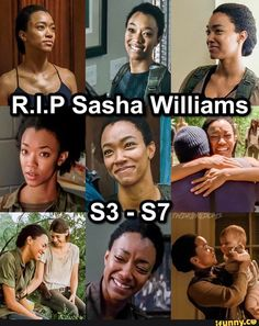 As far as deaths go... I really liked hers... even if it was suicide.  She knew her death would save her friends and give them and opening with Negan. I will miss her though