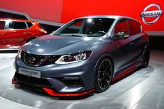 Nissan Previews Hot Pulsar Nismo Concept in Paris [New Photos]