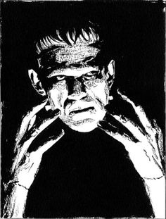 Frankenstein by Michael Lark