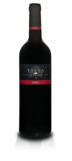 Tilia Estate - Tilia Golden Rubido - Merlot, Cabernet Sauvignon - Primorska (Vipava), Slovenië - Kakovostno Vino ZGP- Vinthousiast, Rupelmonde (Kruibeke) - www.vinthousiast.be