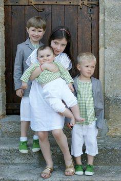 cuteness - love the green Bensimon