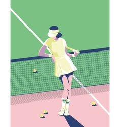 illustration laurence bentz tennis 1.jpg - Laurence BENTZ | Virginie