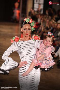 "Carmen Acedo ""Macandé"" – We Love Flamenco 2016 | Moda Flamenca - Flamenco.moda"