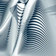 Parametric curves. #architecture ☮k☮