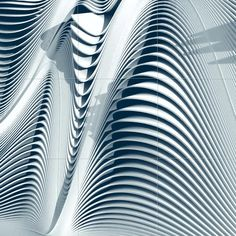 Courbes Lumière / Parametric curves
