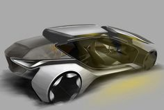 Image of BMW Group Advanced Design Alternative Openings Study