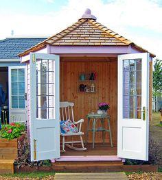 little summerhouse