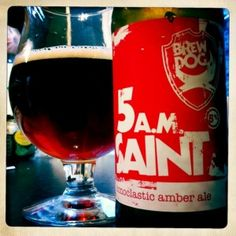 yum.  another brew dog beer.