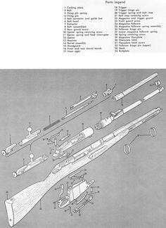 Mosin Nagant diagram