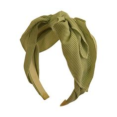 Green Pinstripe Fabric Covered Hair Band with Bow Headband for Women and Girls >>> Check this awesome product by going to the link at the image. (This is an affiliate link) Fascinator Headband, Headpiece, Scrunchies, Fabric Headbands, Fancy Hats, Hat Hairstyles, Headbands For Women, Hair Accessories For Women, Bandanas