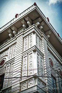Details of Architecture  Intramuros, Manila, Philippines