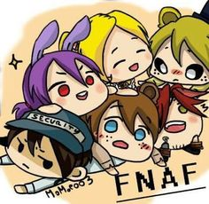 The Fnaf Boys Are The Type Of Boyfriends - - Wattpad Fnaf Golden Freddy, Freddy S, Fnaf 1, Anime Fnaf, Animatronic Fnaf, Ladybugs Movie, Pole Bear, Types Of Boyfriends, Fnaf Sister Location
