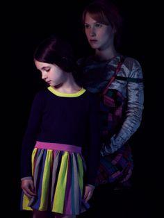 Série Mode : Imaginarium. Photos : Delphine Chanet. Style : Shino Itoi. #photpgraphy #portrait
