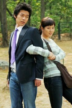 My Lovely Sam Soon - Hyun Bin and Kim Sun Ah