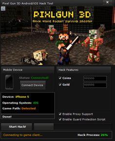 Pixel Gun 3D Hack http://tooldownload.net/pixel-gun-3d-hack-cheats-tool/