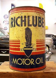 Rich Lube Motor Oil