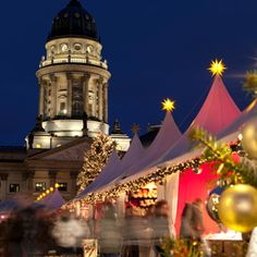 Berlin during the holidays.  Call 888-909-0250 for booking details.