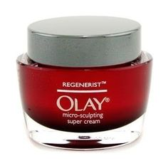 Olay Regenerist Micro-Sculpting Super Cream 50g/1.7oz - For Sale Check more at http://shipperscentral.com/wp/product/olay-regenerist-micro-sculpting-super-cream-50g1-7oz-for-sale/