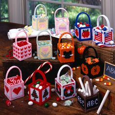 These unique plastic canvas tissue box cover designs include a locomotive, school bus, ice cream truck, fire truck and a florist truck. Description from pinterest.com. I searched for this on bing.com/images