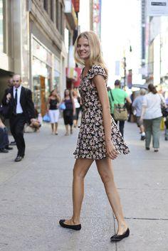 Best Dressed: Magdalena Frackowiak - Helena Bordon