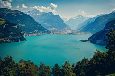 Urnersee Lake, Switzerland Heading to the nice place of Bauen | by dia_mantine Photography