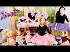 Como fazer: Um quarto decorado para bonecas Barbie, Monster High, Baby Alive, E.A.H entre outras! - YouTube