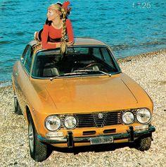 Alfa Romeo 2000 GTV by Michiel V, via Flickr