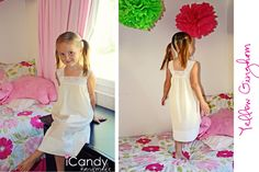 Pillowcase Nightgowns Take 2 - iCandy handmade