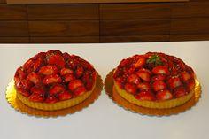Strawberry Pie by Kivilcim Namliiren Strawberry Pie, Brave, Baking, Desserts, Recipes, Food, Bread Making, Tailgate Desserts, Deserts