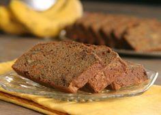 Gluten-free, sugar-free breakfast bread