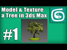 3ds Max Tree Tutorial - #1 - How to model and unwrap the tree trunk - YouTube