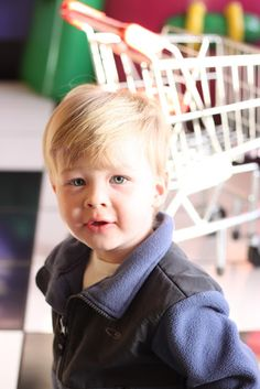 little boy hairstyle