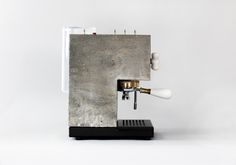 Gallery of Espresso Yourself With This Brutalist Coffee Machine - 1