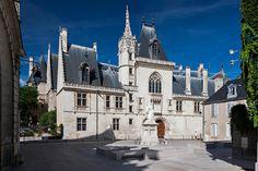 (Bourges in France), Jacques Cœurs Palace :