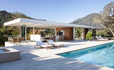 Turner Residence by Jensen Architects, California