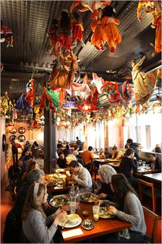Masala Zone - Dining out in London http://www.augustuscollection.com/dining-london/